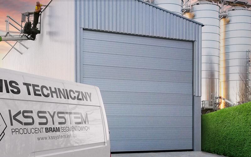 bramy przemysłowe ks system