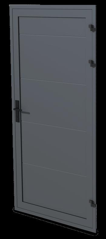 drzwi boczne