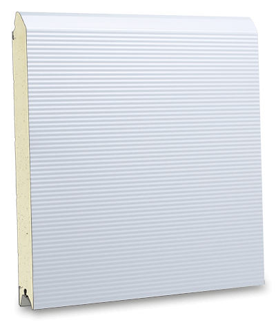 panel ryflowany ks system