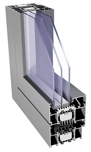 system okienno-drzwiowy star