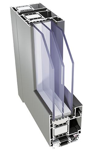 system okienno-drzwiowy superial 800